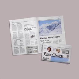 Krant op laten maken omgeving Amsterdam